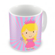 Princess Any Name Mug