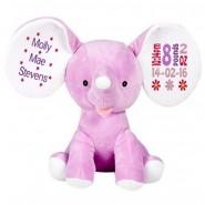 Dumbles The Lavender Elephant