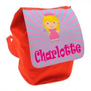 Princess Any Name Toddler Backpack