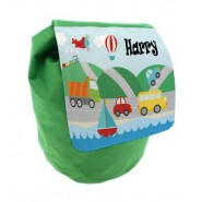 Transport Any Name Toddler Backpack