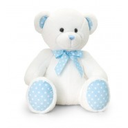 Blue Spotty The Baby Bear