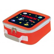 Outer Space Any Name Lunch Box Cooler Bag