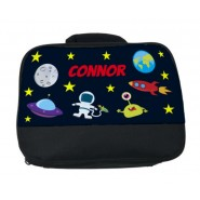 Outer Space Any Name Lunch Bag