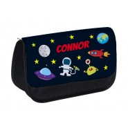Outer Space Any Name Pencil Case