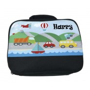 Transport Any Name Lunch Bag