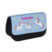 Unicorns Any Name Pencil Case