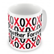 XOXO Any Text Mug