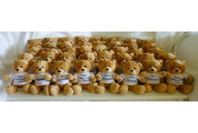 Forget Sweets and Chocolates, Have Teddy Bears as Wedding Favours!