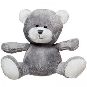 Bundles Bear Grey 19cm
