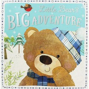 Little Bears Big Adventure Christmas Children's Storybook