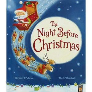 The Night Before Christmas Children's Storybook