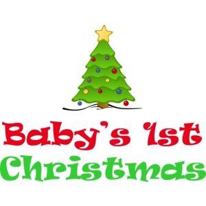 Baby's 1st Christmas Design