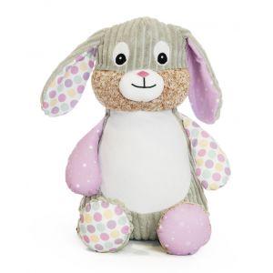 Harlequin Munchkin Pie Bubblegum Bunny Rabbit