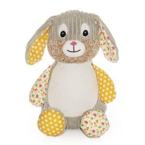 Harlequin Munchkin Pie Morning Sunshine Bunny Rabbit