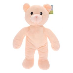 Baby Safe Pink Teddy Bear