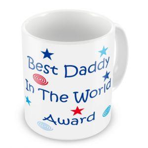 Best Daddy in the World Award Mug