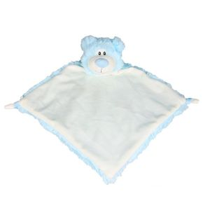 Blue Bear Comfort Blanket