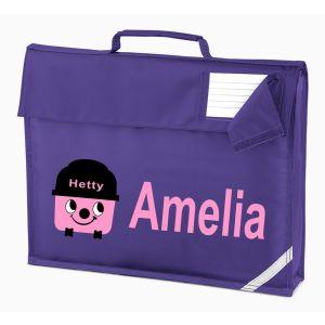 Hetty Hoover Any Name Book Bag
