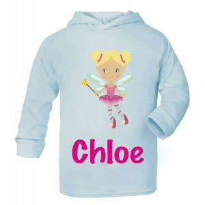 Fairy Any Name Childrens T-Shirt Hoodie