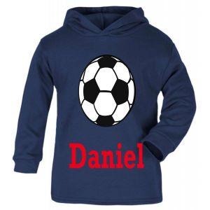 Football Any Name Childrens T-Shirt Hoodie