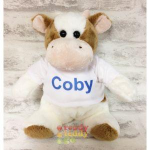 Mavis the Cow Soft Toy