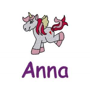 Unicorn + Any Name Design