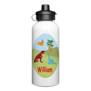 Dinosaurs Scene 600ml Sports Drinks Bottle