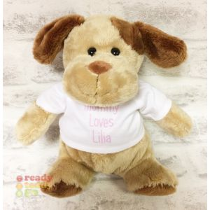 Barkley the Dog Soft Toy