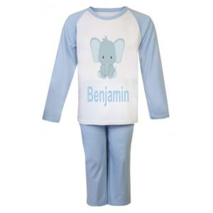 Elephant Any Name Childrens Pyjamas