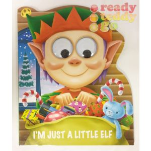 I'm Just a Little Elf Christmas Children's Storybook