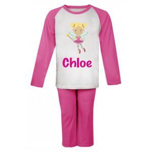 Fairy Any Name Childrens Pyjamas