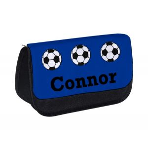 Football Any Name Pencil Case