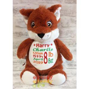Makkapitew The Fox