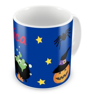 Halloween Witches Any Name Mug