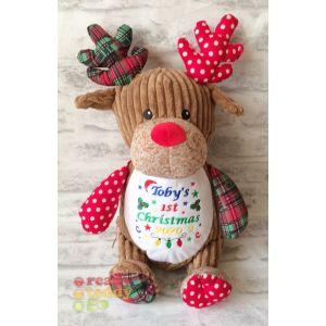 Harlequin Sprinkles The Reindeer