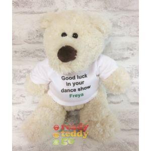 Harry Bear White