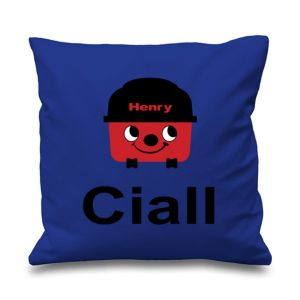 Henry Hoover Any Name Printed Cushion
