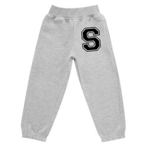 Any Initial Childrens Jogging Bottoms