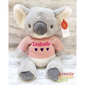 Keel Eco Baby Koala with Knitted Jumper