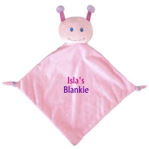 Ladybird Comfort Blanket