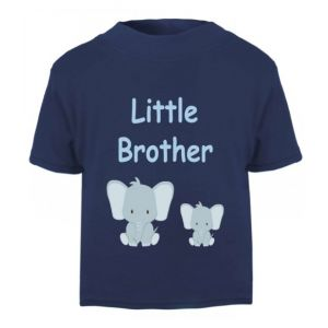 Little / Big Brother Childrens Printed T-Shirt