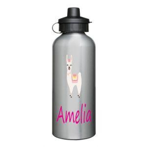 Llama 600ml Sports Drinks Bottle