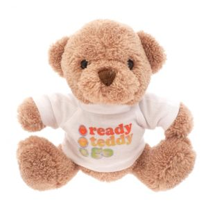 Mary Bear Beige Brown 20cm
