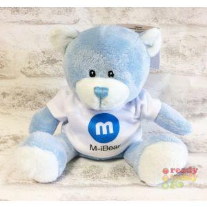 Bundles Bear Blue 19cm