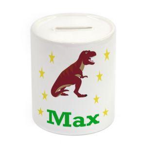 Dinosaur Ceramic Money Box