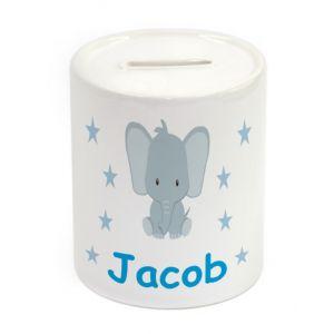Elephant Ceramic Money Box