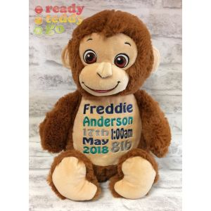 Bugaloo The Monkey