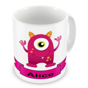 Any Graphic Design + Banner & Name Mug