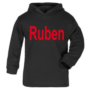 Any Name / Text Childrens T-Shirt Hoodie