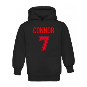 Any Name + Number Childrens Hoodie